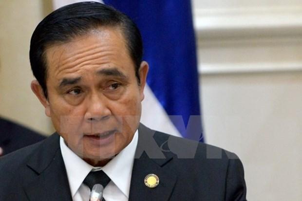 Premier de Tailandia expresa preocupacion por seguridad nacional hinh anh 1