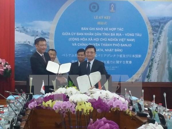 Localidades de Vietnam y Japon fomentan cooperacion hinh anh 1