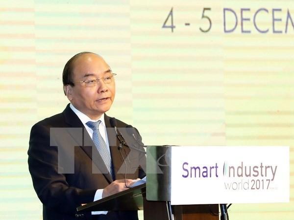 Revolucion 4.0, una oportunidad para el crecimiento de Vietnam hinh anh 1