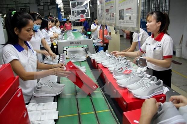 Reino Unido ratifica compromiso de impulsar nexos comerciales con Vietnam hinh anh 1