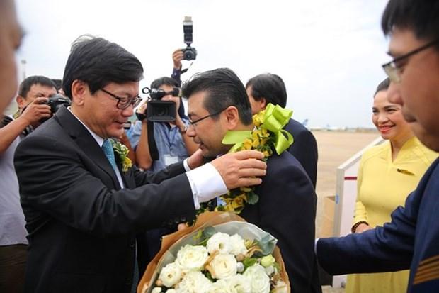 Vietnam Airlines recibe a pasajero numero 200 millones hinh anh 1