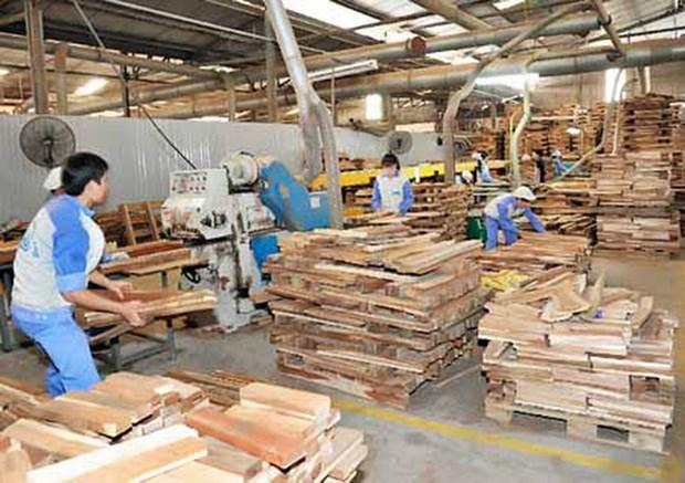 Vietnam aspira a ocho mil millones de dolares por exportaciones de madera hinh anh 1