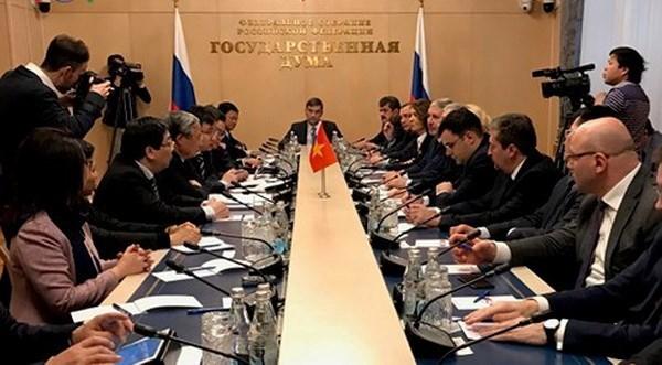Vietnam y Rusia fortalecen cooperacion partidista hinh anh 1