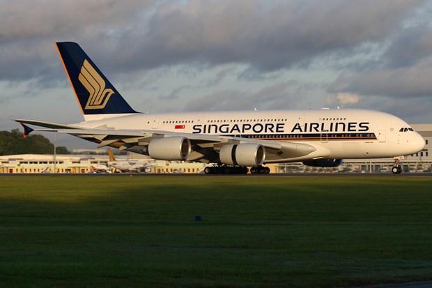 Singapore Airlines redirige algunos vuelos ante riesgos de seguridad en Noroeste Asiatico hinh anh 1