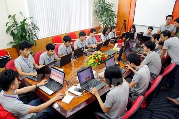 Ciudad de Can Tho busca ampliar desarrollo de zona de tecnologia informatica hinh anh 1