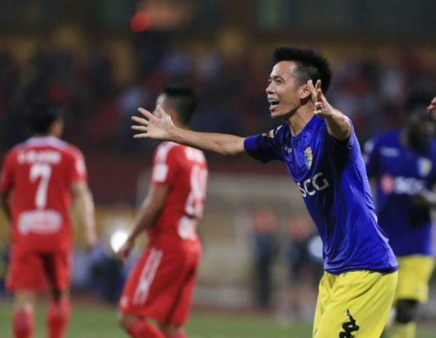 Disputaran en Vietnam partido inaugural de campeonato de futbol Toyota Mekong hinh anh 1