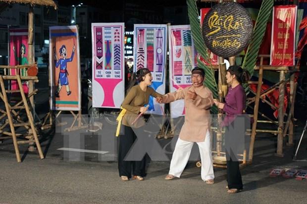 Organizaran en Da Nang festival artistico para extranjeros hinh anh 1
