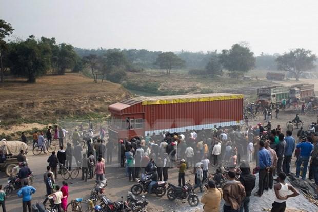 India refuerza vigilancia ante entrada de flujo de refugiados rohingyas hinh anh 1