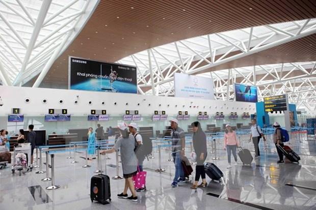 Aeropuerto de Da Nang posee mejor calidad de servicio en Vietnam hinh anh 1