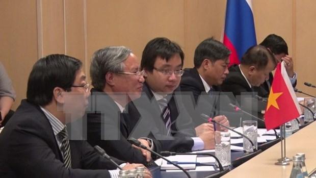 Vietnam atesora asociacion estrategica integral con Rusia hinh anh 1
