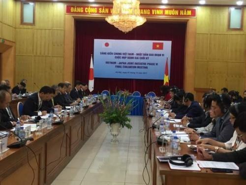Iniciativa conjunta Vietnam – Japon mejora entorno inversionista vietnamita hinh anh 1
