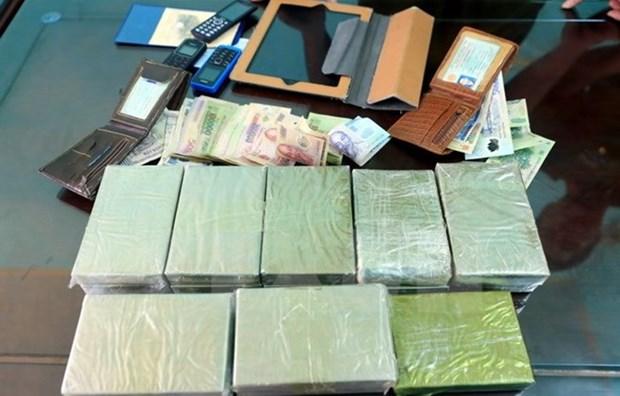 Resaltan cooperacion Vietnam- China en lucha contra trafico de drogas hinh anh 1