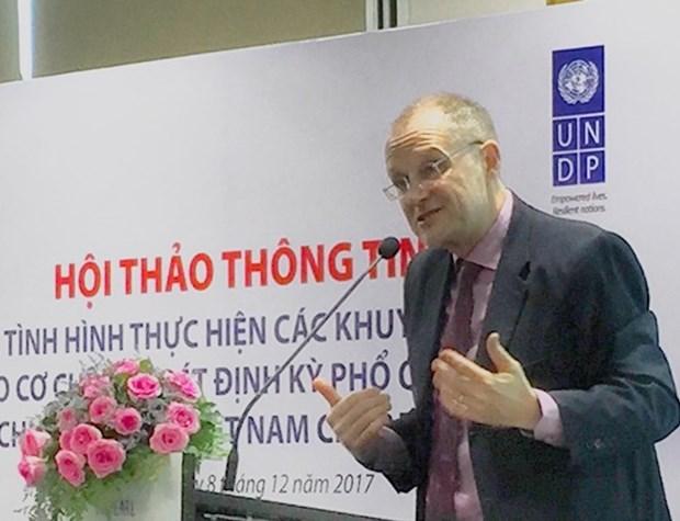 Destacan logros de Vietnam en garantia de derechos humanos y de ciudadanos hinh anh 1