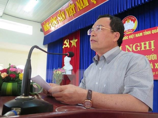 Inician procedimiento legal contra exdirector general de PVN hinh anh 1