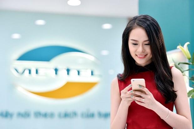 Viettel telecom gana el premio de Mejor empresa de Fintech hinh anh 1