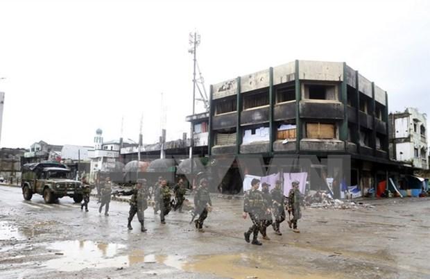 Ejercito filipino respalda extension de ley marcial en Mindanao hinh anh 1