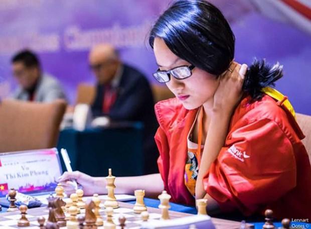 Ajedrecista vietnamita se corona en torneo en Londres hinh anh 1