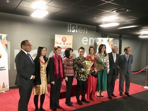 Vietnam participa en festival cinematografico de ASEAN en Paises Bajos hinh anh 1