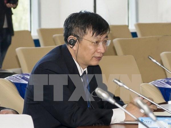Promueven papel de partidos politicos en nexos Rusia-ASEAN hinh anh 1