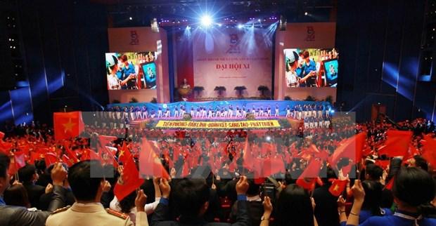 Inauguran Congreso nacional de Jovenes Comunistas Ho Chi Minh hinh anh 1