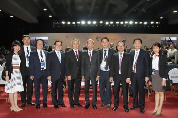 Vietnam asiste a XI Conferencia Ministerial de OMC hinh anh 1