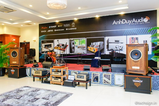 Exposicion Internacional de Audiovision y Difusion se celebrara en Hanoi hinh anh 1
