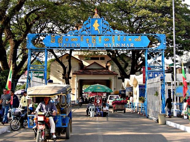 Tailandia impulsa comercio trasfronterizo con Myanmar hinh anh 1