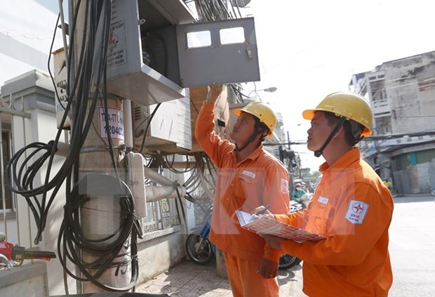 Produccion de electricidad de Vietnam registra gran aumento en 11 meses hinh anh 1