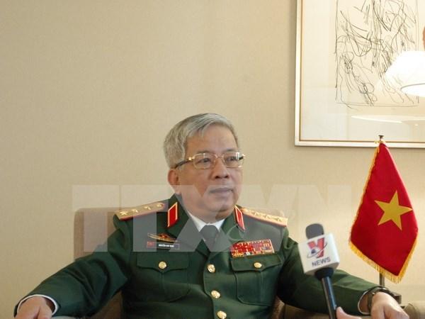 Lazos en defensa: uno de los pilares de la asociacion estrategica Vietnam- Japon hinh anh 1