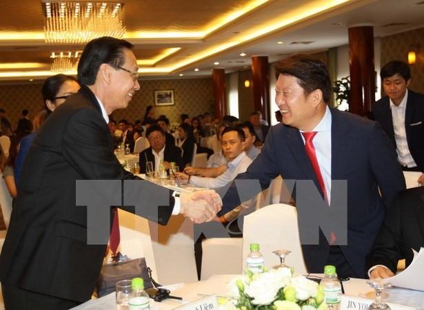Celebraran en Vietnam foro de dialogo entre gobierno y comunidad empresarial hinh anh 1