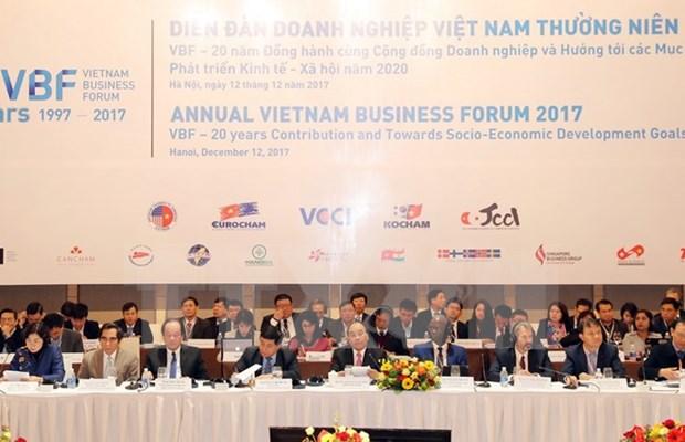 Creatividad es nueva fuerza motriz para el crecimiento economico, segun premier vietnamita hinh anh 1