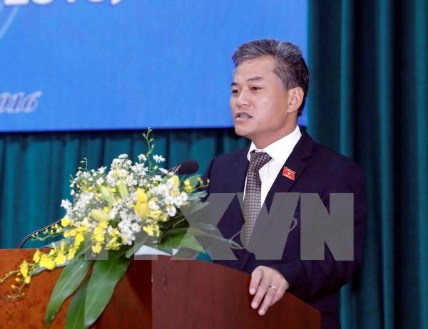 Vietnam aspira a fortalecer cooperacion educacional con Estados Unidos hinh anh 1