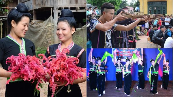 Peculiar tradicion de etnia Cong en zona fronteriza vietnamita hinh anh 1