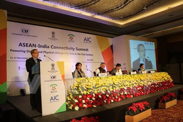 Vietnam afirma respaldar conectividad entre ASEAN e India hinh anh 1
