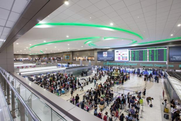 Infraestructura del aeropuerto de Bangkok no cumple con demanda de trafico hinh anh 1