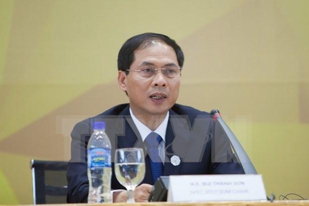 Vietnam busca promover resultados del APEC 2017 hinh anh 1