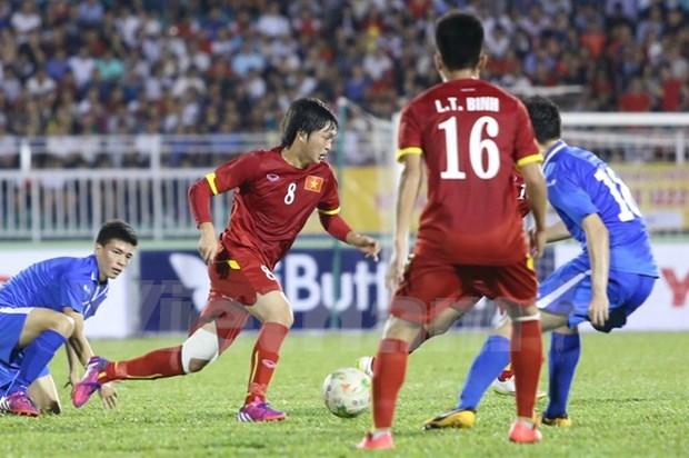 Inauguran Torneo internacional de futbol sub 21 en Vietnam hinh anh 1