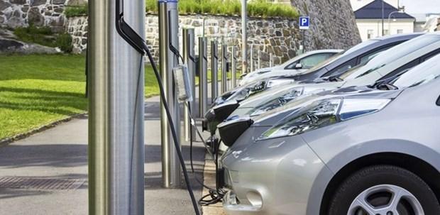 Tailandia se esfuerza por impulsar mercado de autos electricos hinh anh 1
