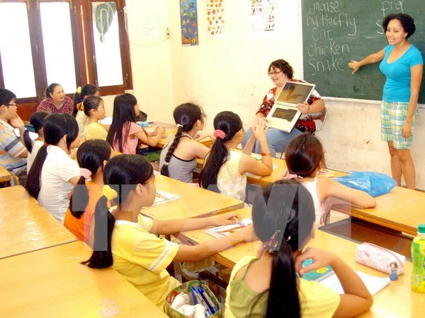Analizan en Hanoi aportes de escuelas asociadas de UNESCO al crecimiento sostenible hinh anh 1
