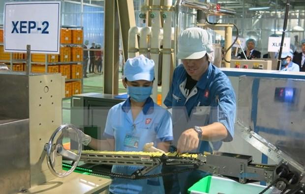 Vietnam se centra en resolver dificultades para empresas japonesas hinh anh 1