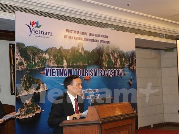 Vietnam promueve el turismo en India hinh anh 1