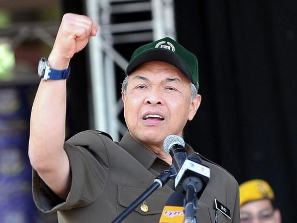 Malasia busca reforzar fuerzas de seguridad maritima hinh anh 1