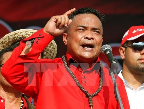 Tailandia encarcela a lider de oposicion hinh anh 1
