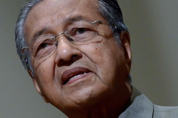 Interrogan a expremier malasio por supuestos insultos contra comunidad de Bugis hinh anh 1