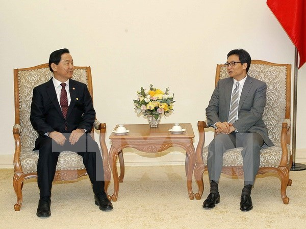 Vietnam y Sudcorea impulsan cooperacion en educacion hinh anh 1
