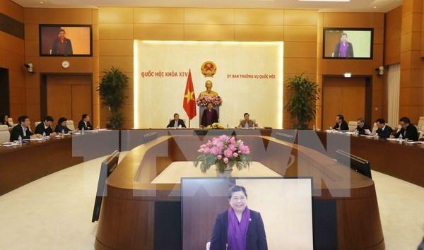 Instan a acelerar preparativos para XXVI Reunion de Foro Parlamentario Asia-Pacifico hinh anh 1