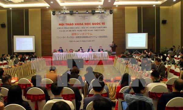 Destacan amistad entre patriota vietnamita y doctor japones hinh anh 1