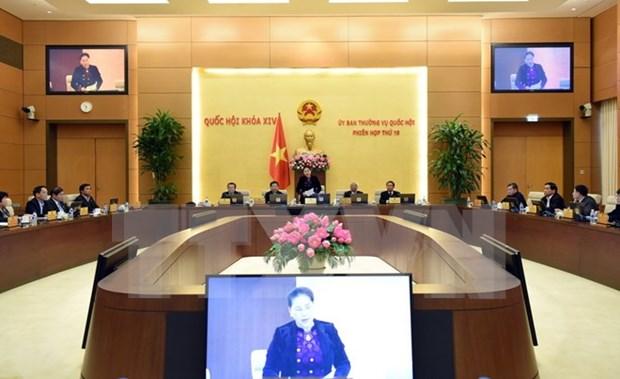 Anuncian en Vietnam nuevas leyes aprobadas por el Parlamento hinh anh 1