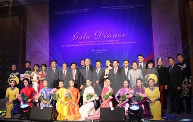Vietnam y Sudcorea robustecen cooperacion cultural y turistica hinh anh 1