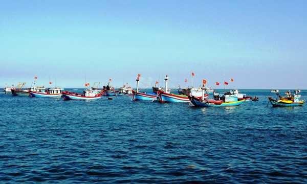 Vietnam y China realizan negociaciones de sectores maritimos menos sensibles hinh anh 1